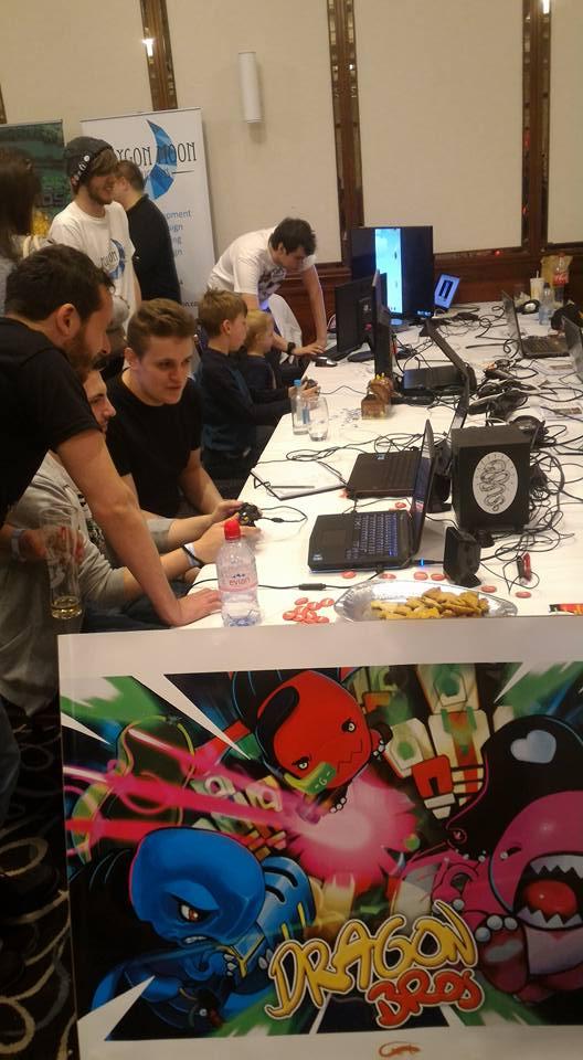 Gamers at Southampton